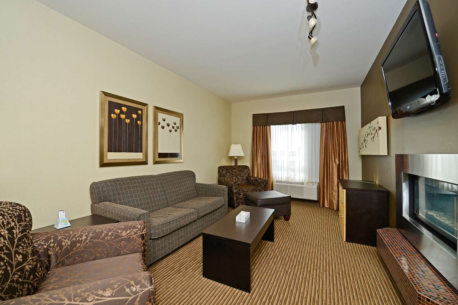 Suite - Best Western Cold Lake Inn