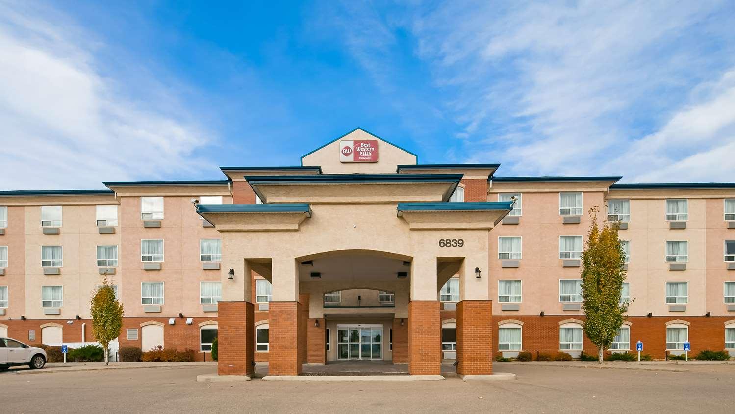 Exterior view - Best Western Plus Red Deer Inn & Suites