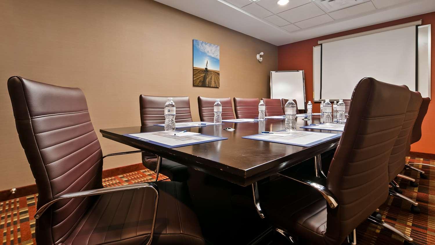 Meeting Facilities - Best Western Plus Red Deer Inn & Suites