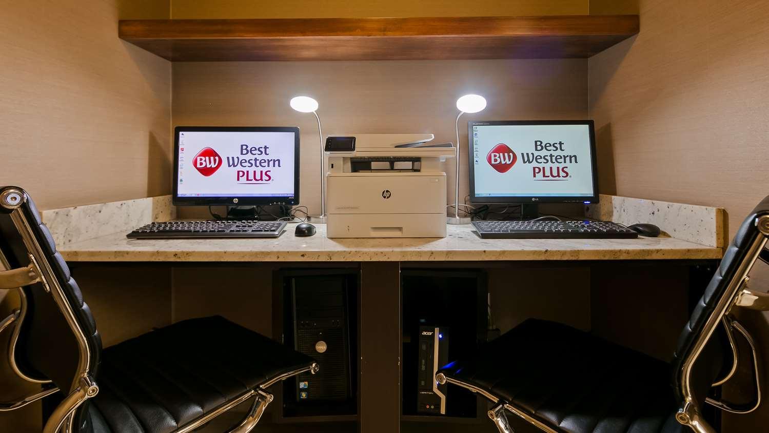 Conference Area - Best Western Plus Red Deer Inn & Suites