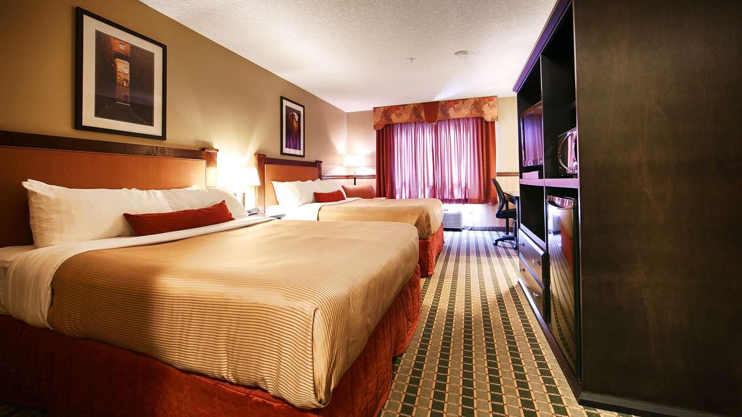 Room - Best Western Diamond Inn Three Hills