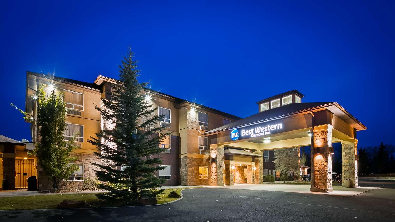 Exterior view - Best Western Diamond Inn Three Hills