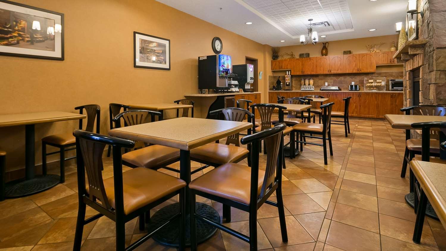 Restaurant - Best Western Diamond Inn Three Hills