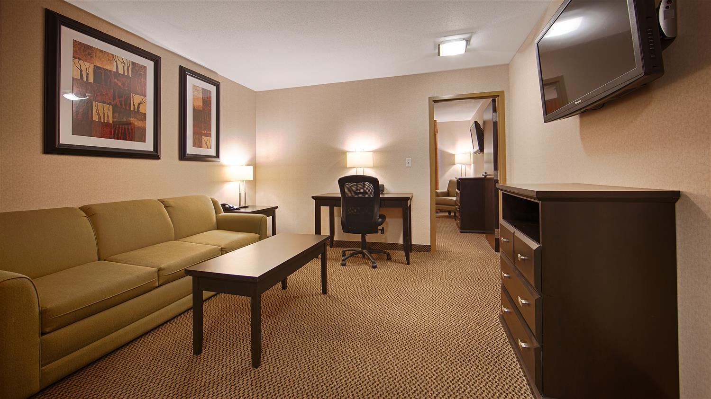 Suite - Best Western Bonnyville Inn & Suites