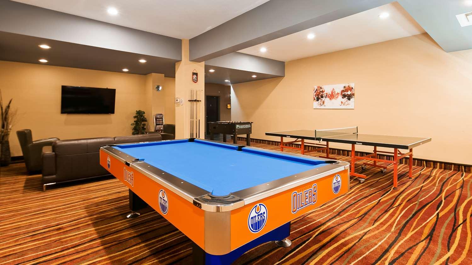 Recreation - Best Western Bonnyville Inn & Suites