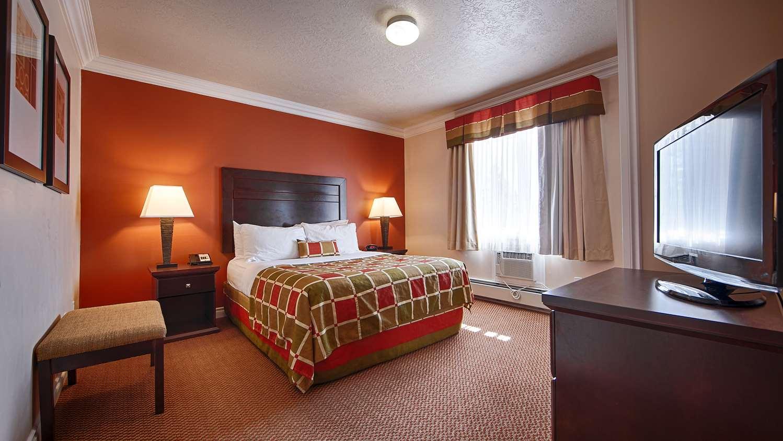 Suite - Best Western Plus Mirage Hotel & Resort High Level