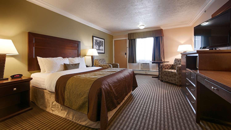 Room - Best Western Plus Mirage Hotel & Resort High Level