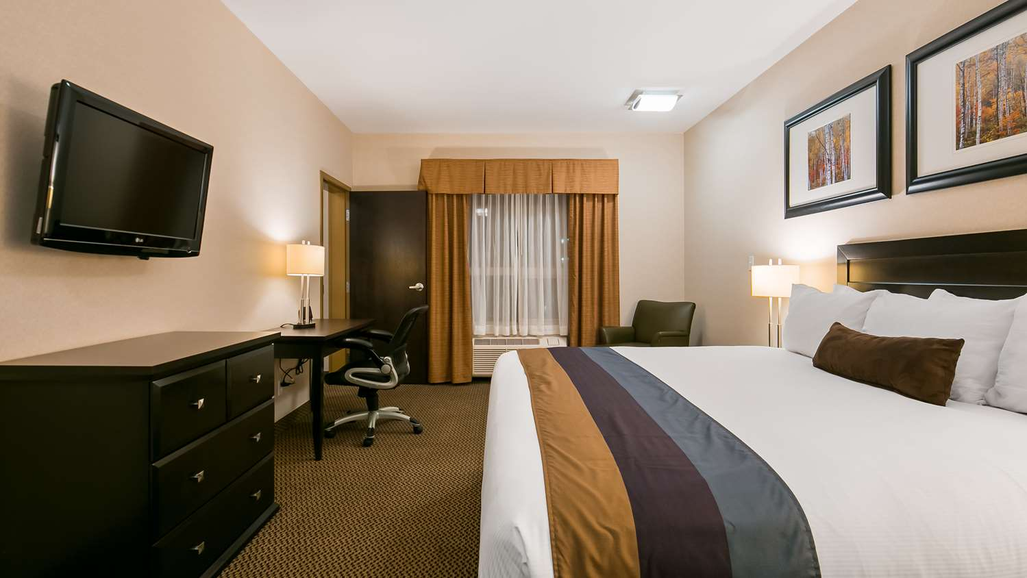 Room - Best Western Wainwright Inn & Suites