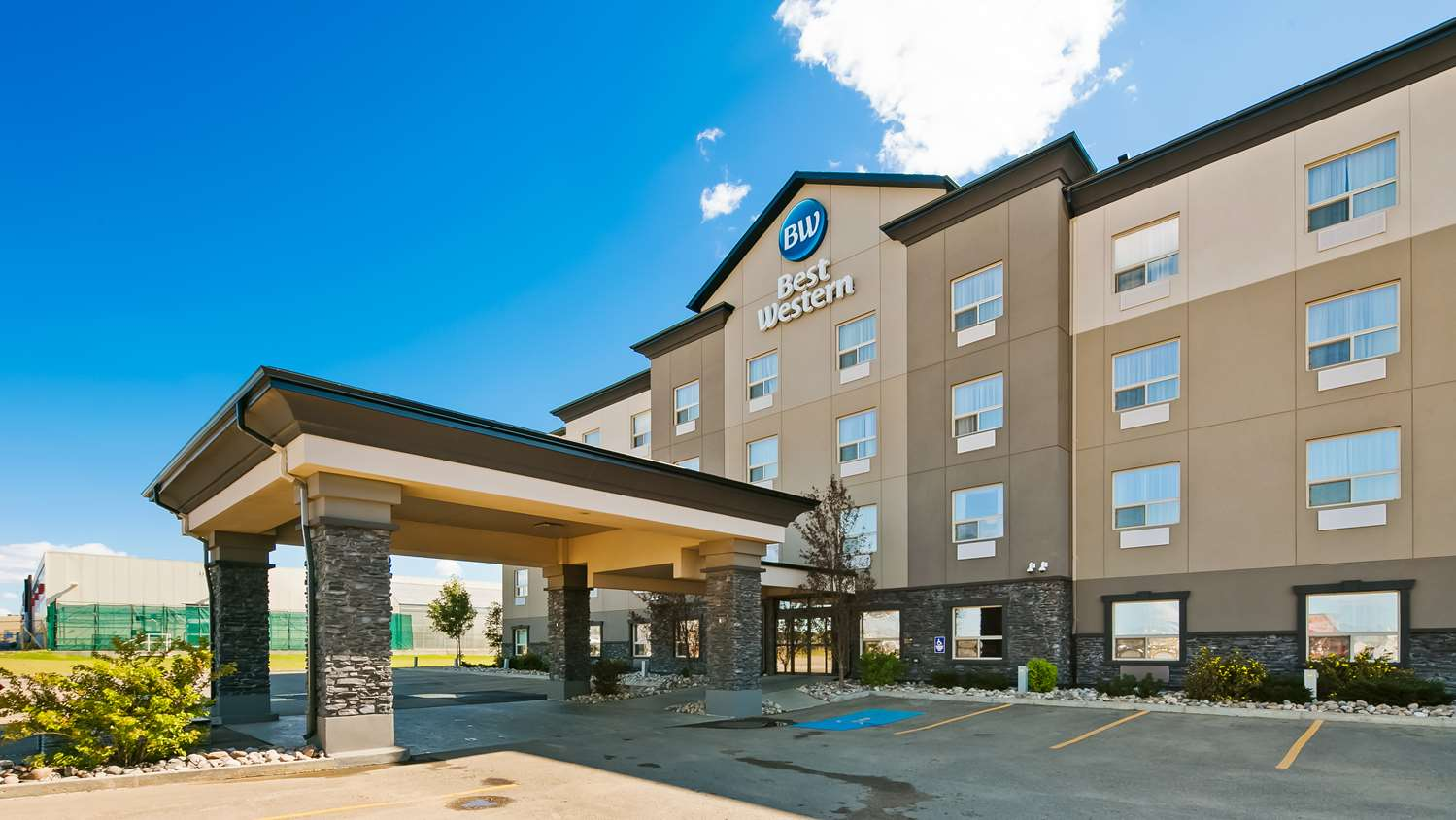 Exterior view - Best Western Wainwright Inn & Suites