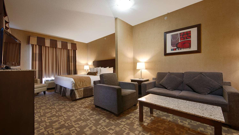 Room - Best Western Plus South Edmonton Inn & Suites