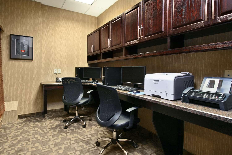 Conference Area - Best Western Plus South Edmonton Inn & Suites