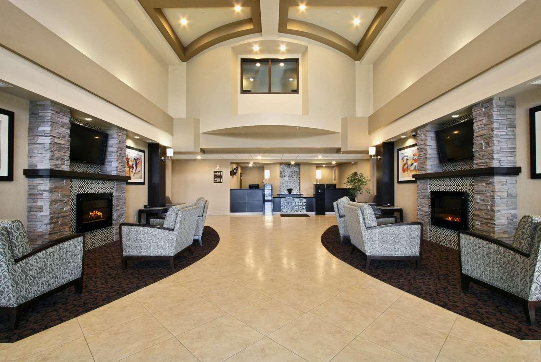 Lobby - Best Western Plus South Edmonton Inn & Suites