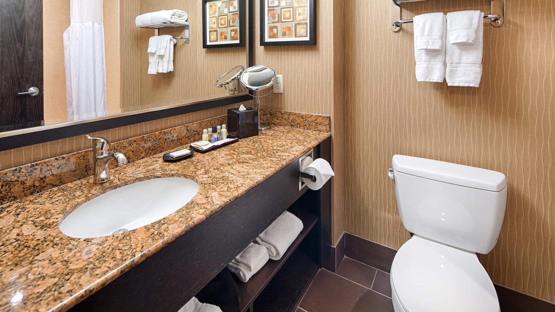 Room - Best Western Premier Freeport Inn & Suites Calgary
