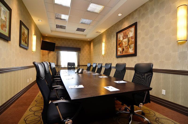 Meeting Facilities - Best Western Premier Freeport Inn & Suites Calgary