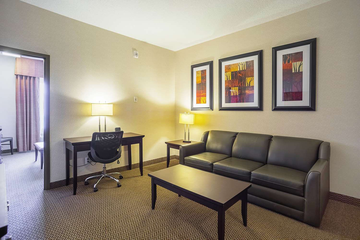 Suite - Best Western Plus The Inn at St Albert
