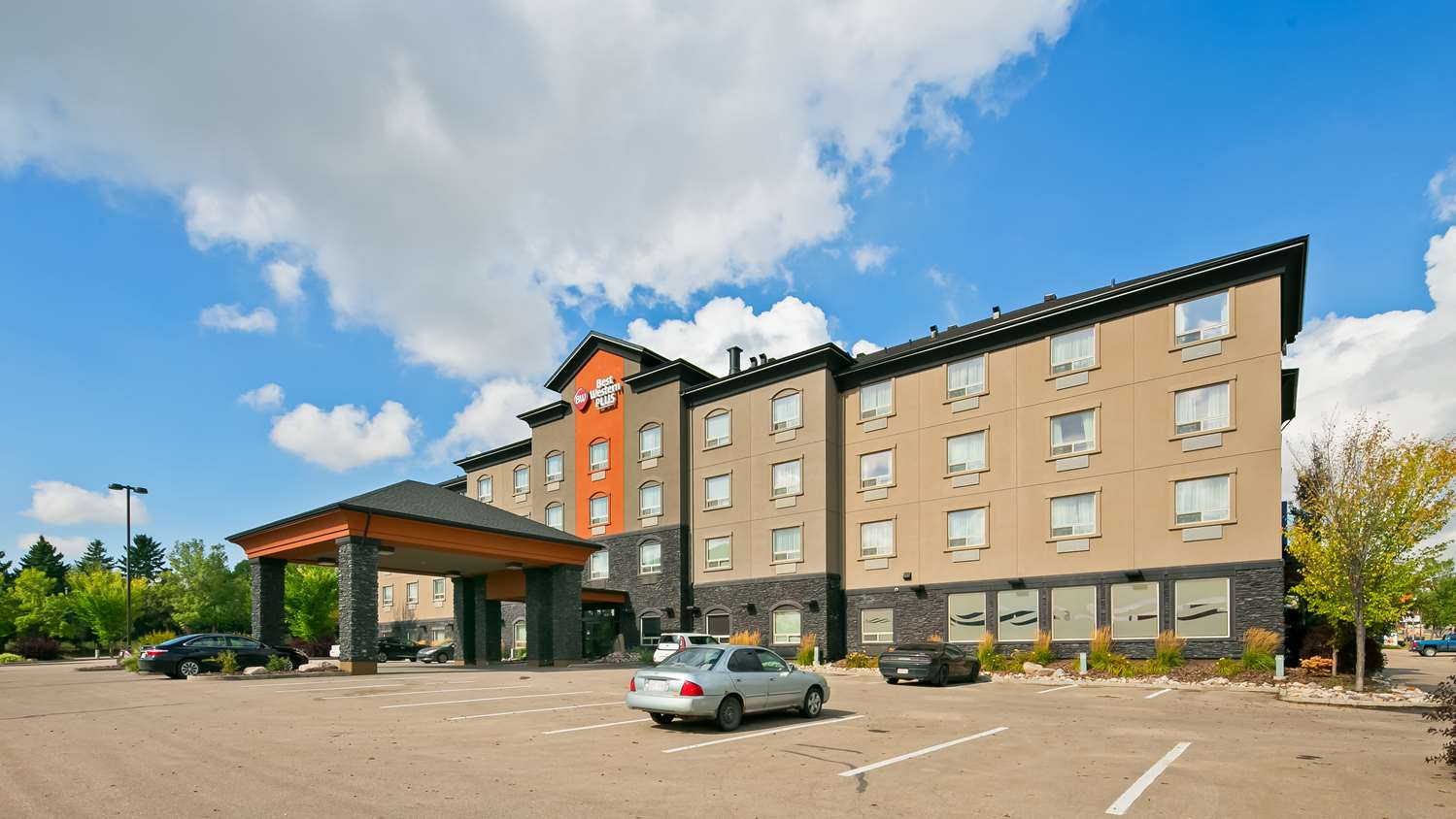 Exterior view - Best Western Plus The Inn at St Albert