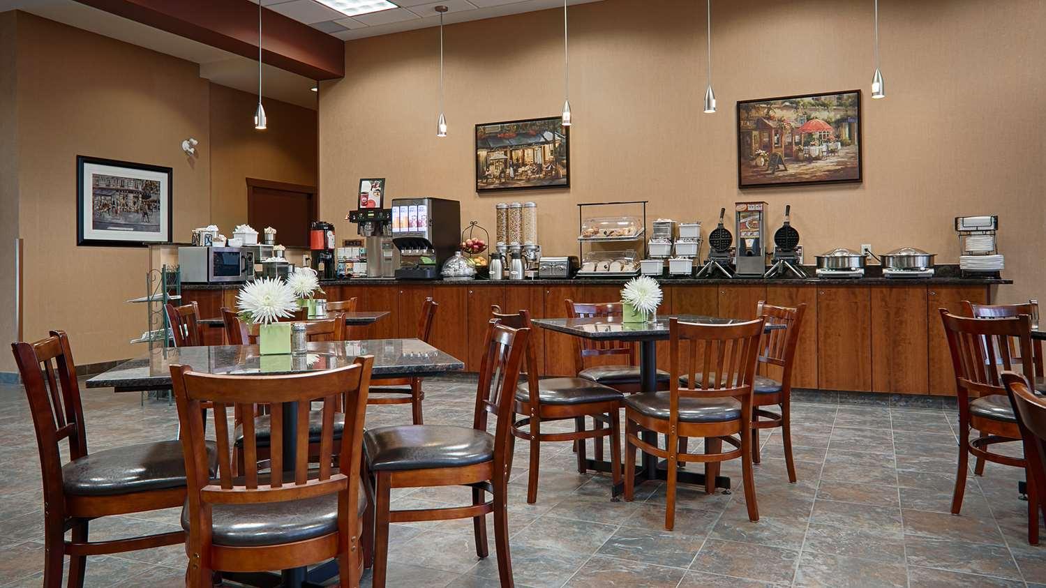 Restaurant - Best Western Plus Chateau Inn Sylvan Lake