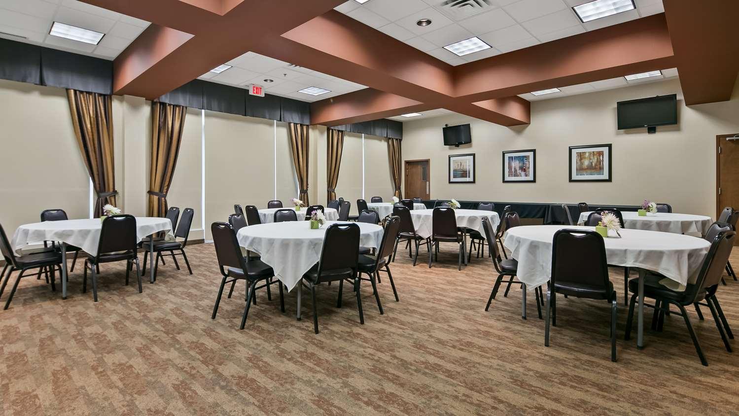 Meeting Facilities - Best Western Plus Chateau Inn Sylvan Lake