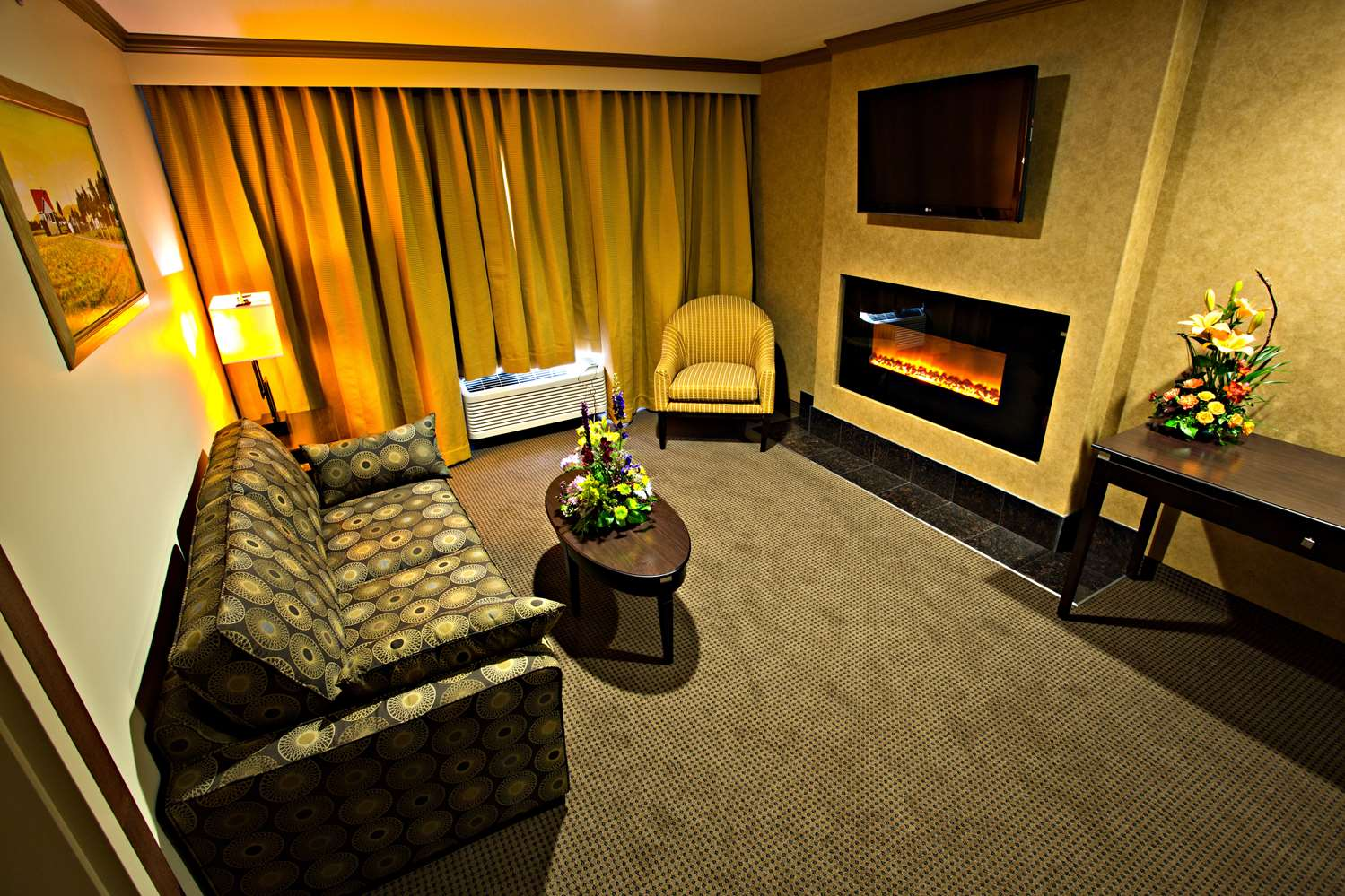 Suite - Best Western Plus Camrose Resort & Casino