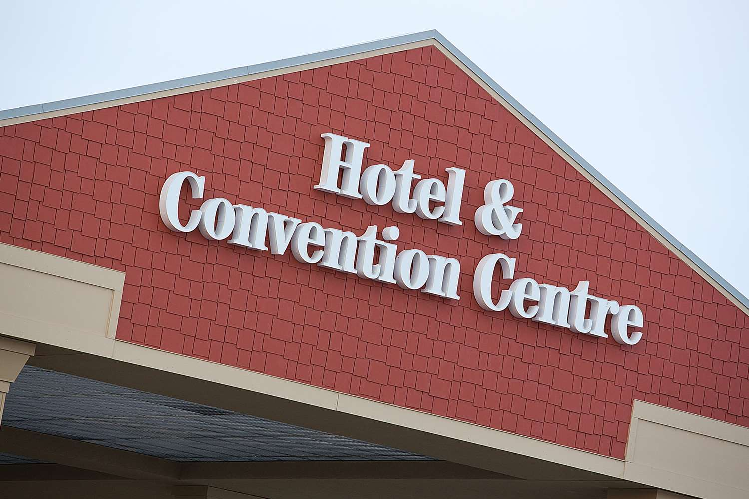 Exterior view - Best Western Plus Camrose Resort & Casino