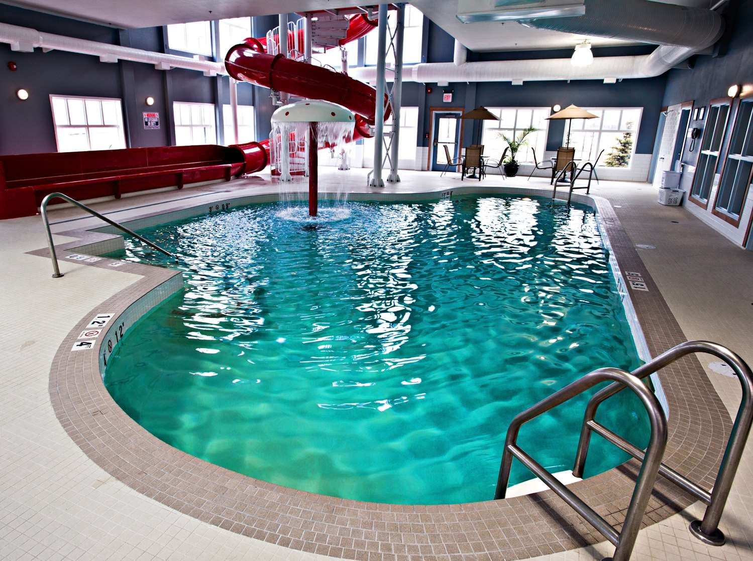 Pool - Best Western Plus Camrose Resort & Casino
