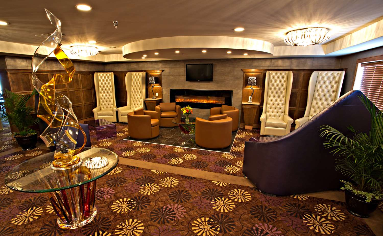 Lobby - Best Western Plus Camrose Resort & Casino