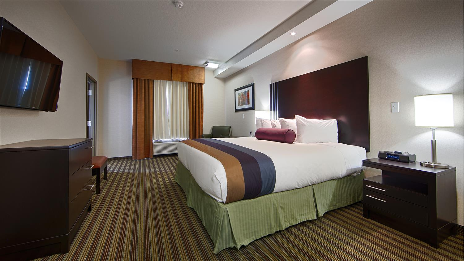 Suite - Best Western Plus Sherwood Park Inn & Suites