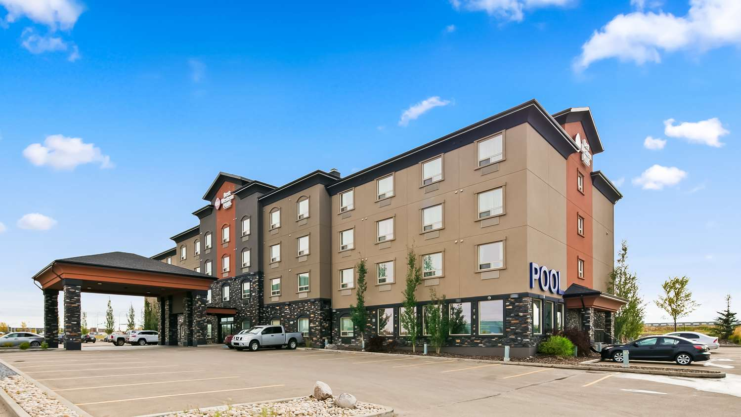 Exterior view - Best Western Plus Sherwood Park Inn & Suites