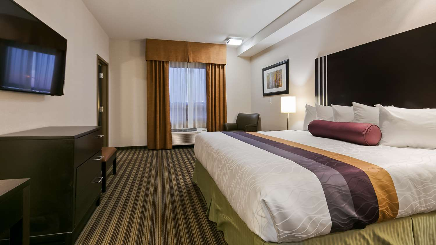 Room - Best Western Plus Sherwood Park Inn & Suites