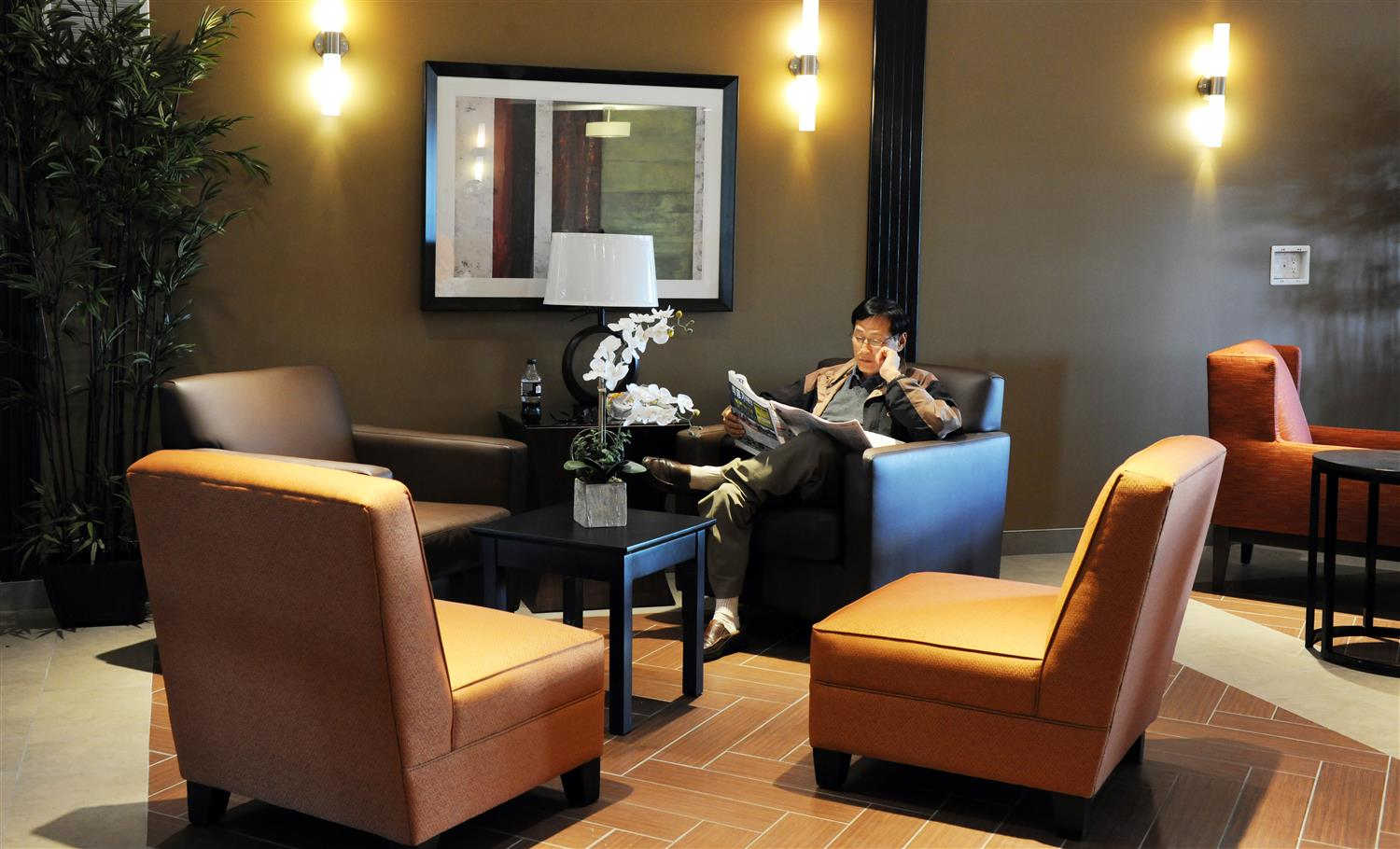 Lobby - Best Western Plus Peace River Hotel