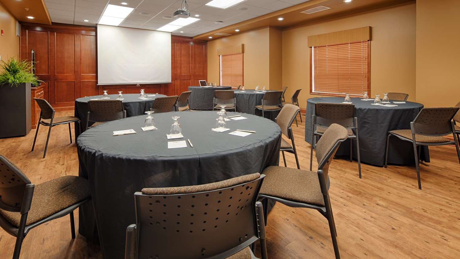 Meeting Facilities - Best Western Plus Meridian Hotel Lloydminster