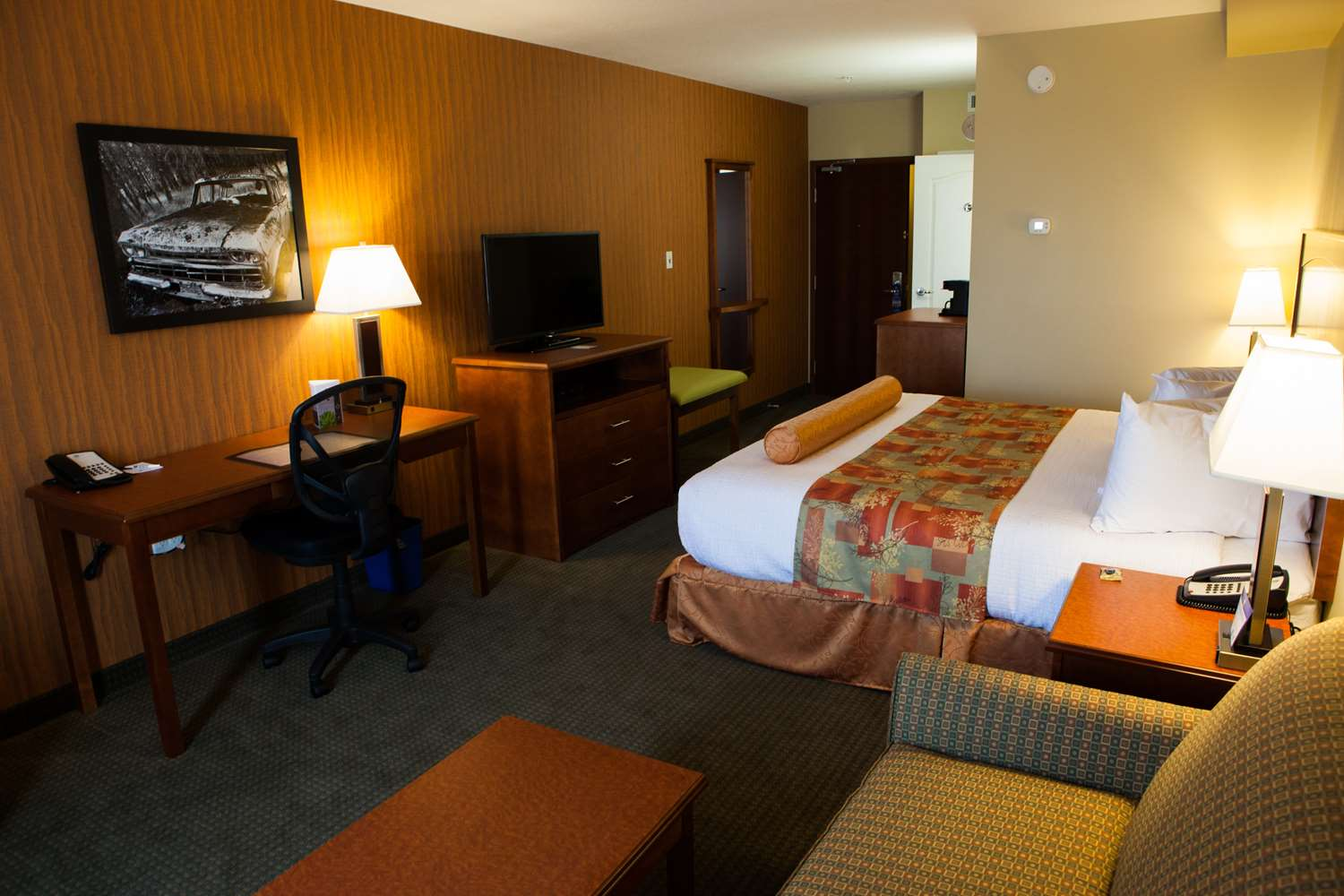 Suite - Best Western Plus Service Inn Lethbridge