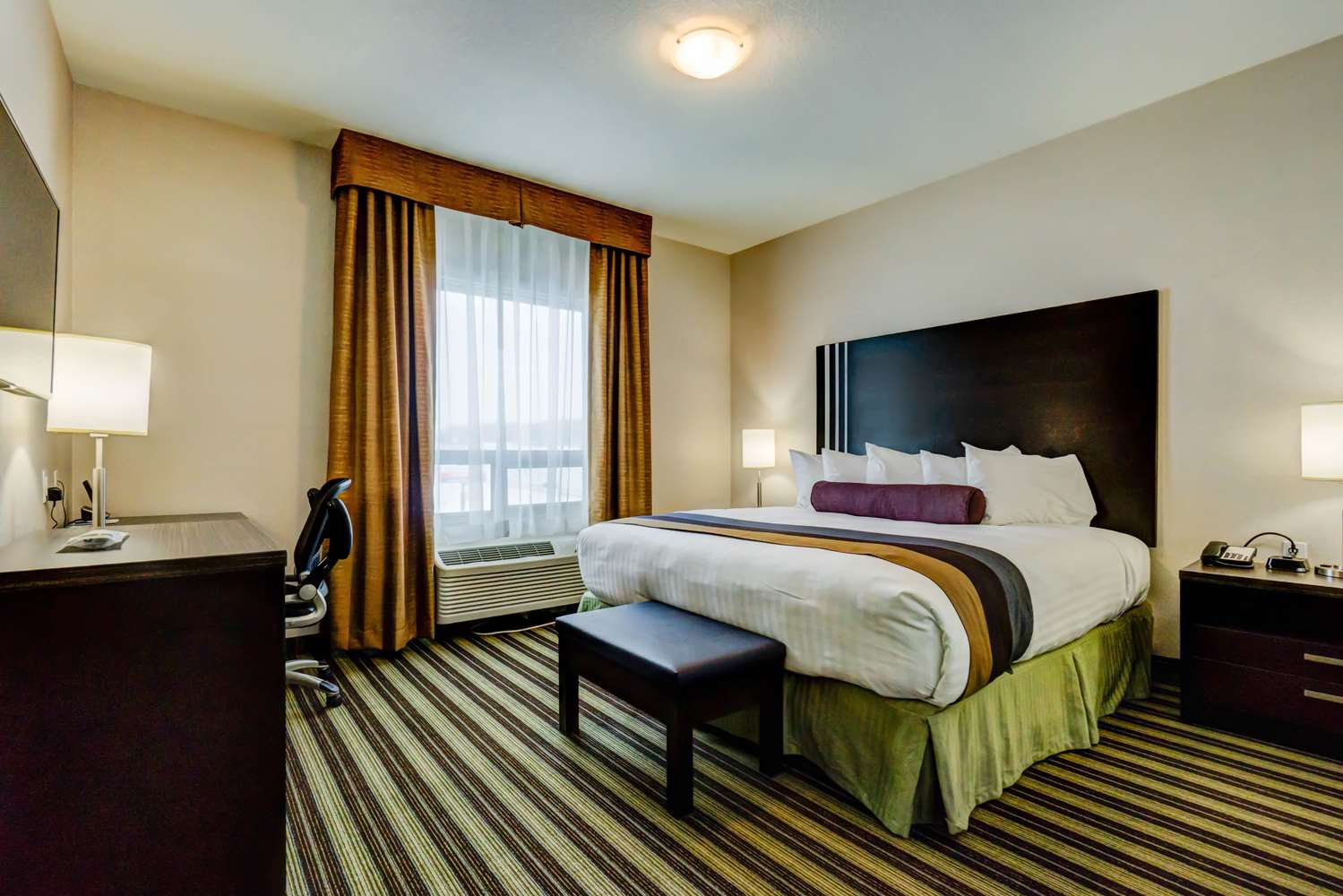 Suite - Best Western Plus Drayton Valley All Suites