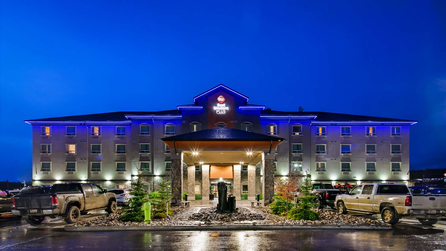 Exterior view - Best Western Plus Drayton Valley All Suites