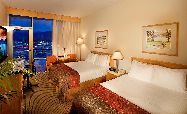 Room - Best Western Plus Kelowna Hotel & Suites