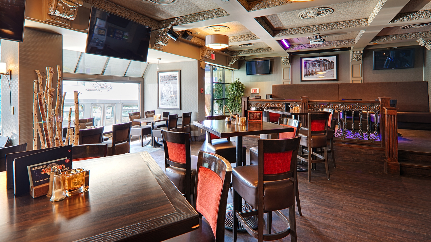 Restaurant - Best Western Plus Sands Hotel Vancouver