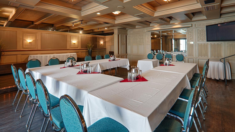 Meeting Facilities - Best Western Plus Sands Hotel Vancouver