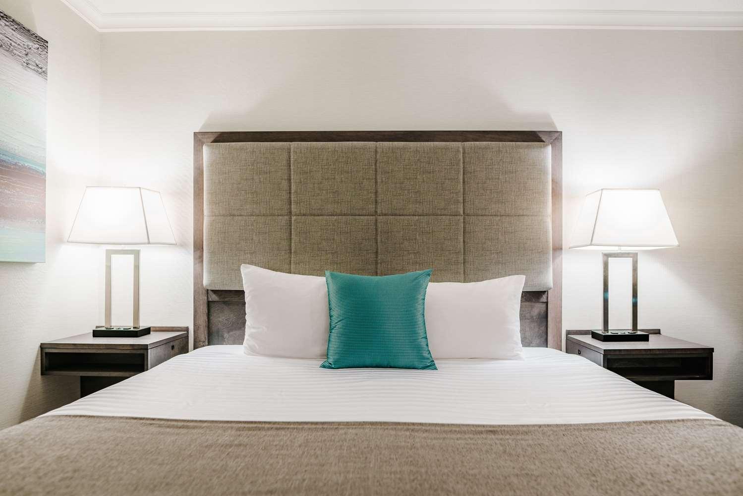 Room - Best Western Plus Sands Hotel Vancouver