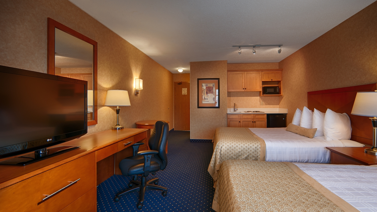 Room - Best Western Plus Langley Inn