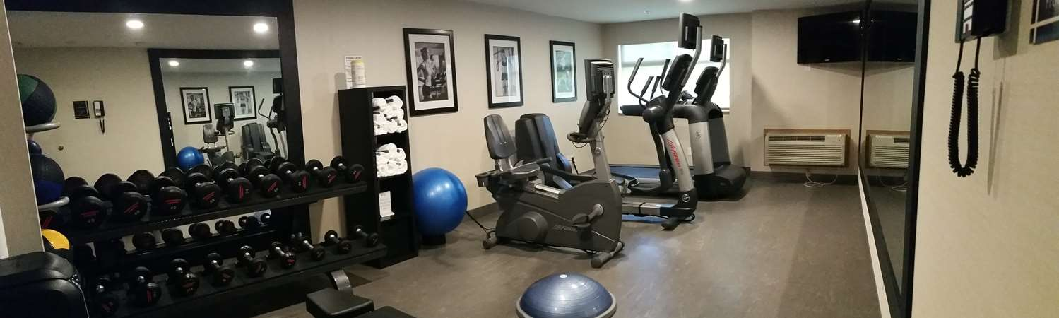 Fitness/ Exercise Room - Best Western Plus Langley Inn
