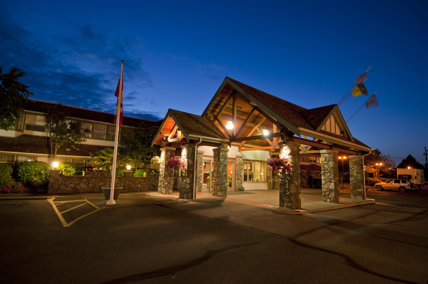Sidney Bc Hotels Pet Friendly