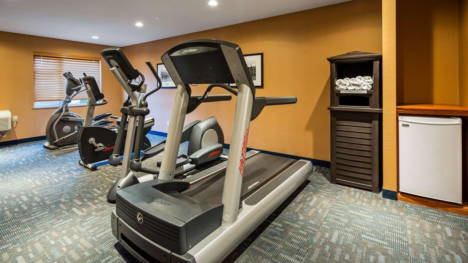 Fitness/ Exercise Room - Best Western Plus Country Meadows Inn Aldergrove