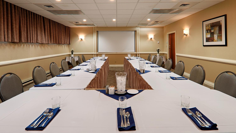 Meeting Facilities - Best Western Cowichan Valley Inn Duncan