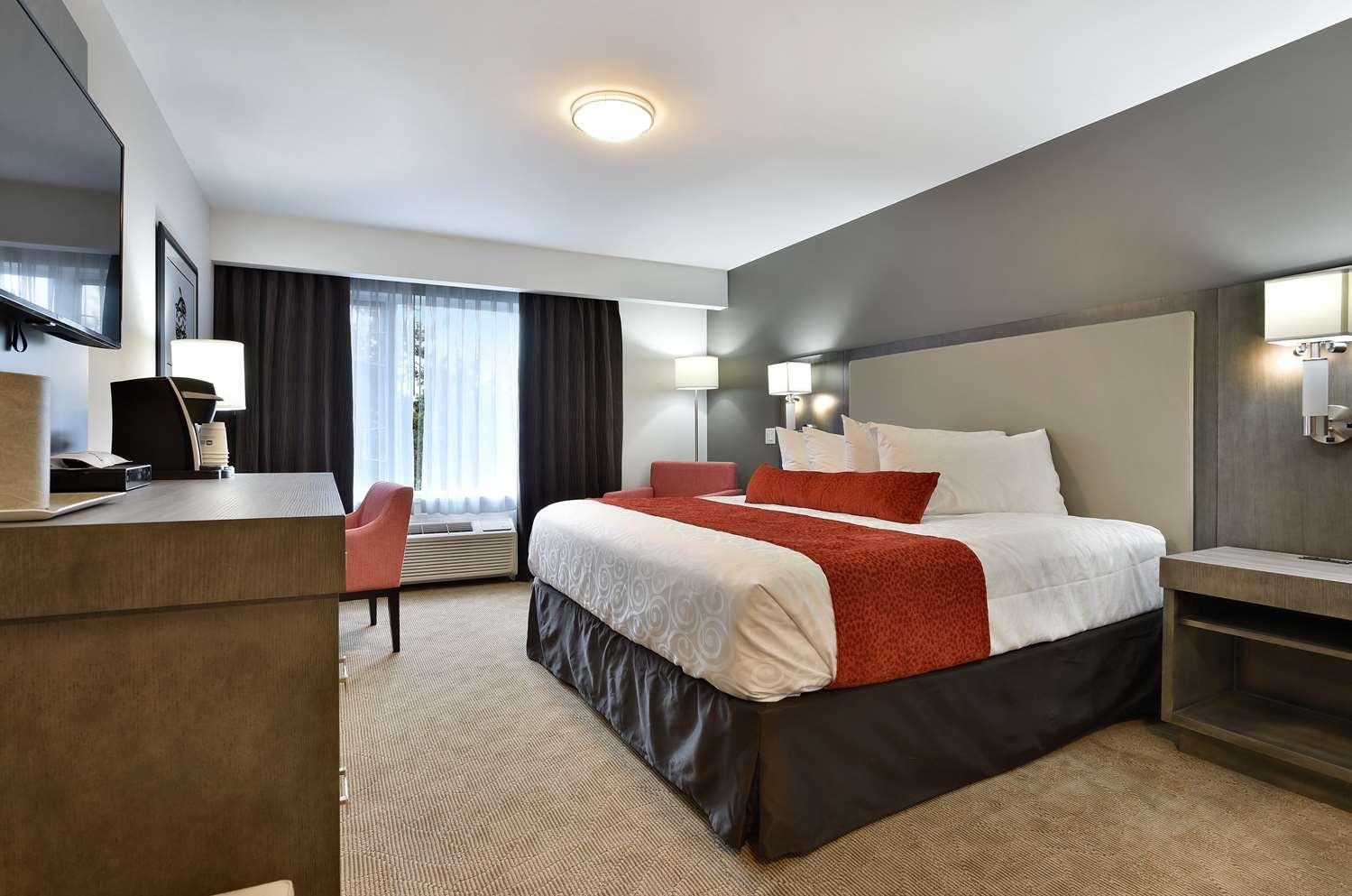 Room - Best Western Cowichan Valley Inn Duncan