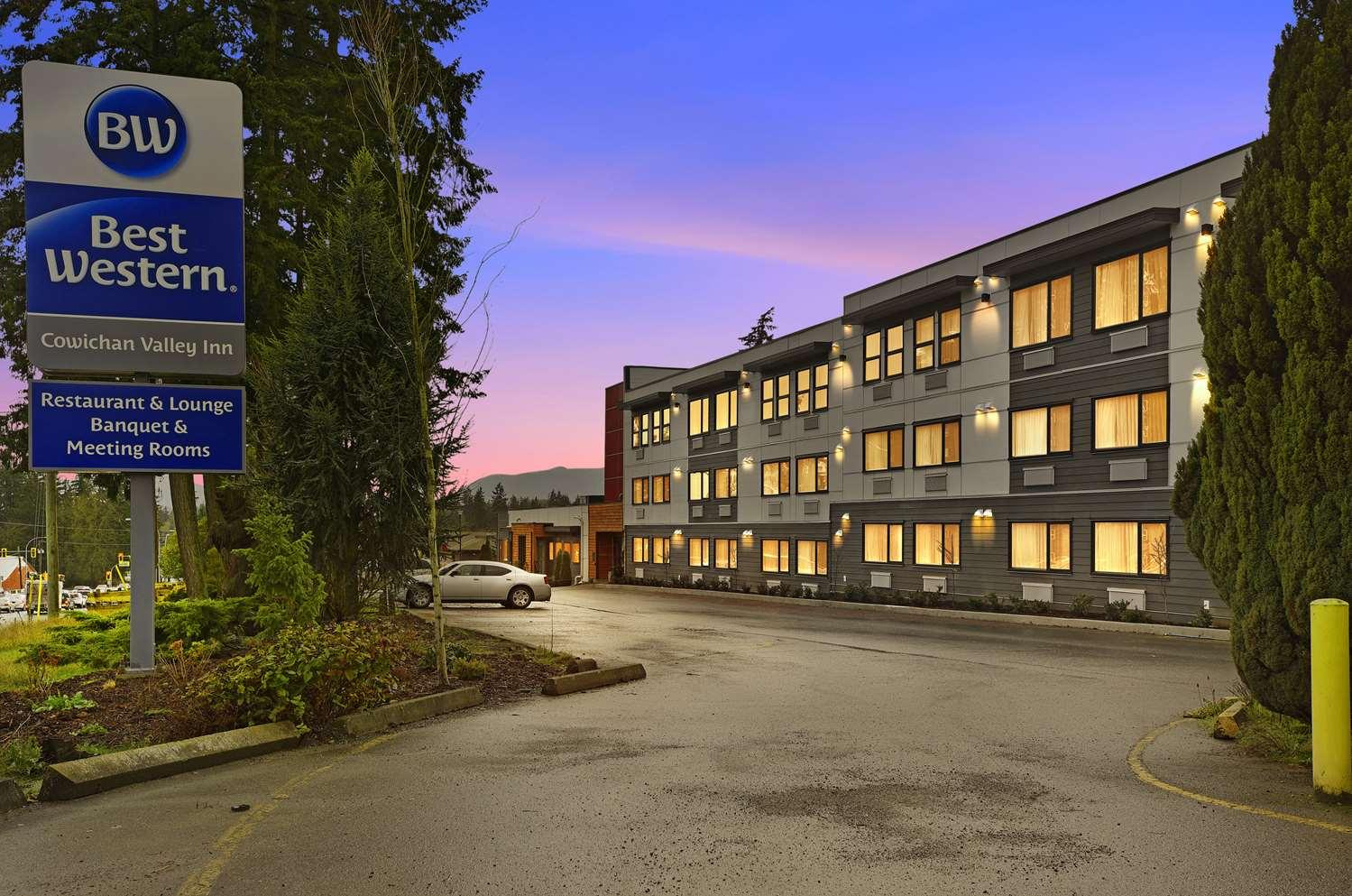 Exterior view - Best Western Cowichan Valley Inn Duncan