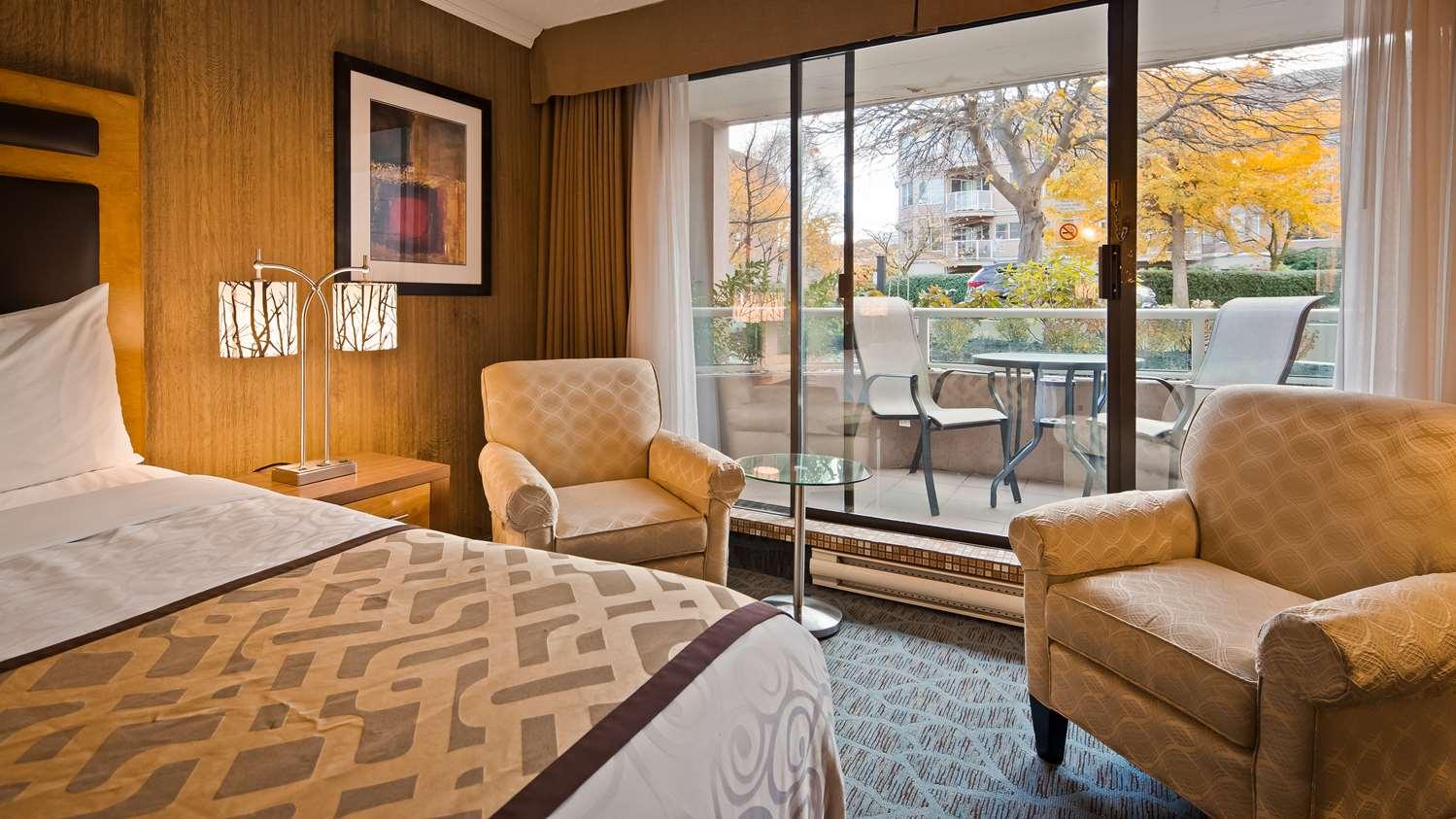 Room - Best Western Plus Inner Harbour Hotel Victoria