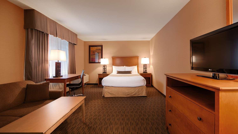 Room - Best Western Plus Mission City Lodge