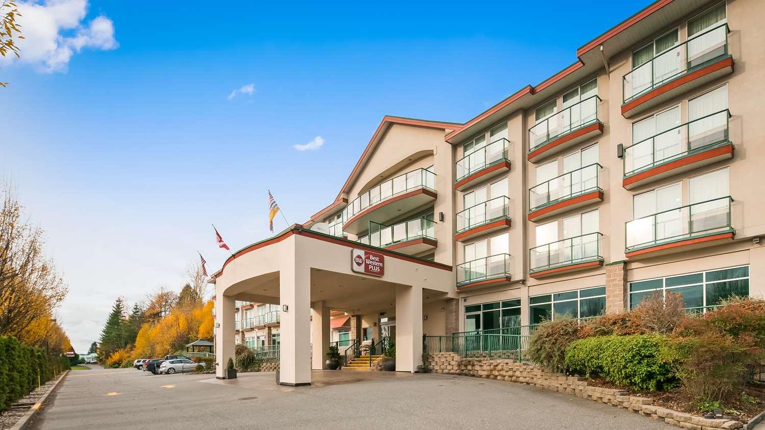 Exterior view - Best Western Plus Mission City Lodge