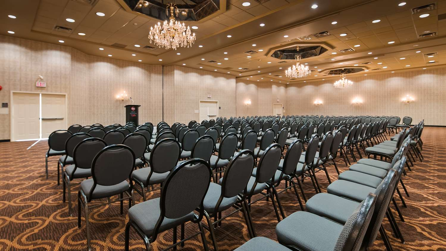 Meeting Facilities - Best Western Plus Mission City Lodge
