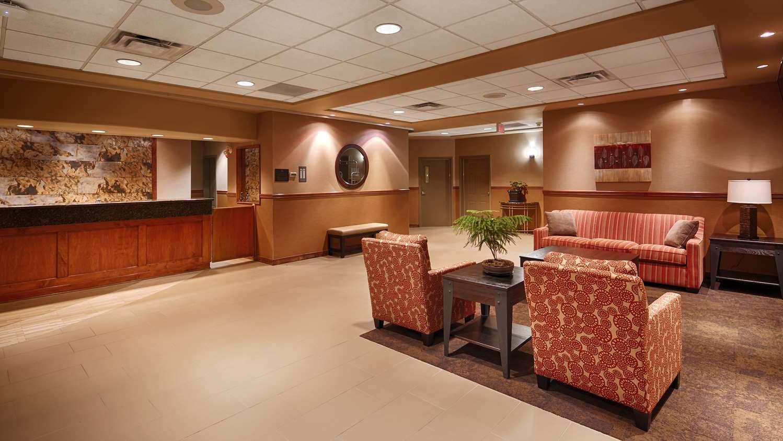 Lobby - Best Western Plus Mission City Lodge